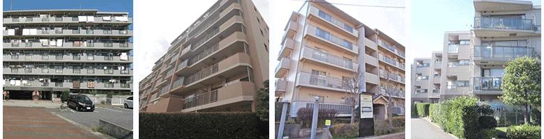 佐倉市のマンション写真