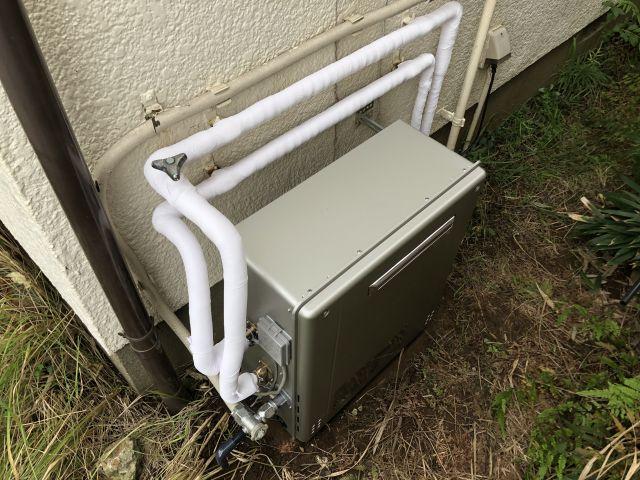八千代市八千代台北-GRQ-C2462SAX BL 給湯器交換