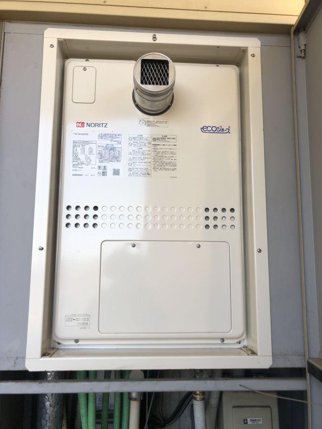 柏市十余二-GTH-C2450AWX3H-T-1 給湯器交換