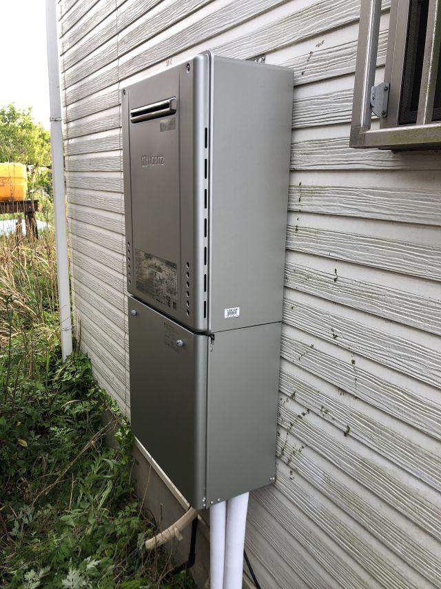 柏市布施-GT-C2462SAWX BL 給湯器交換