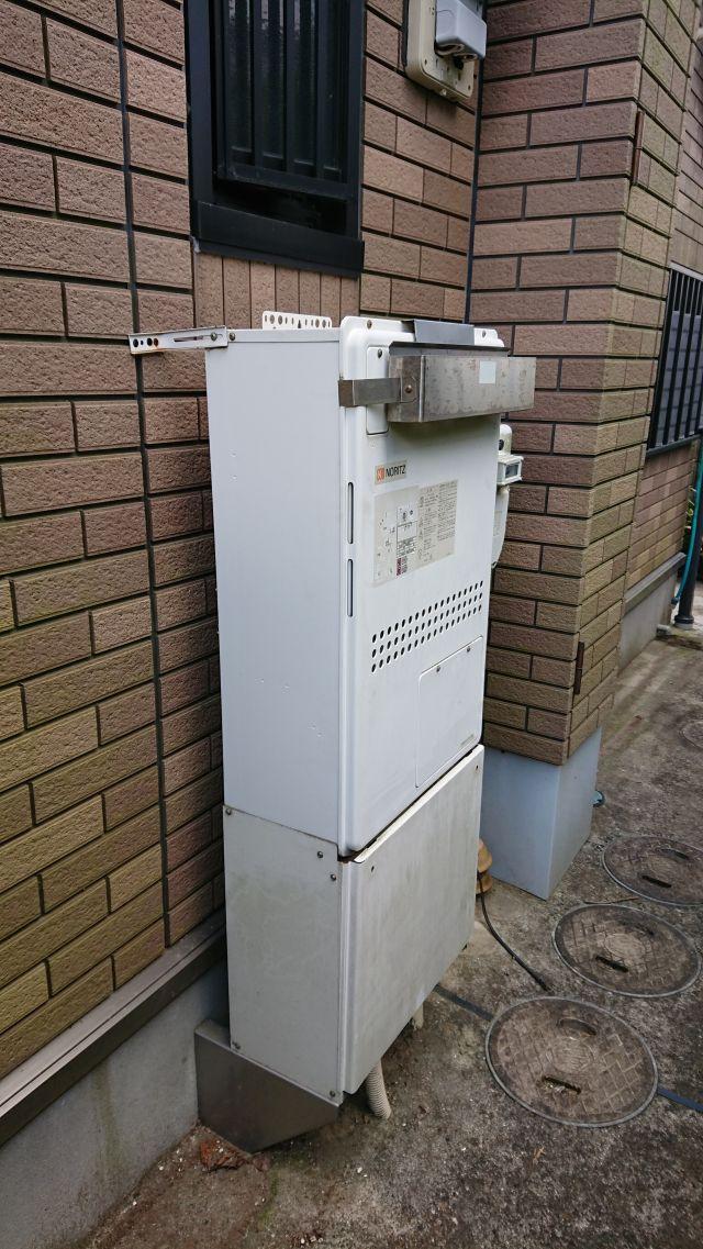 佐倉市表町-GTH-2413AWXD-施工前 給湯器交換