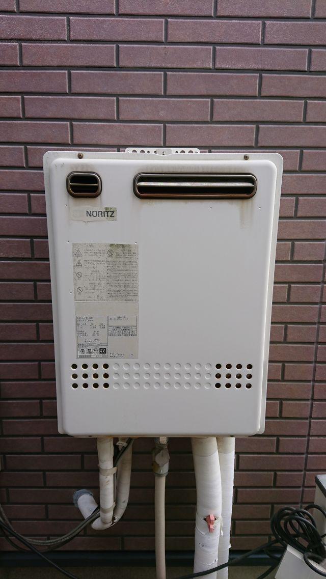 佐倉市城-GT-2427SAWX-施工前 給湯器交換