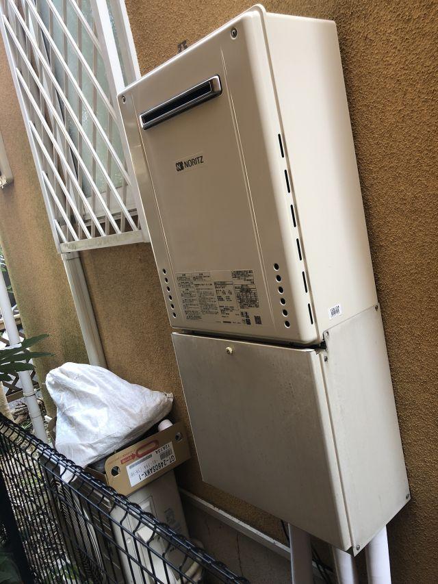 柏市豊四季-GT-2460SAWX-1 BL 給湯器交換