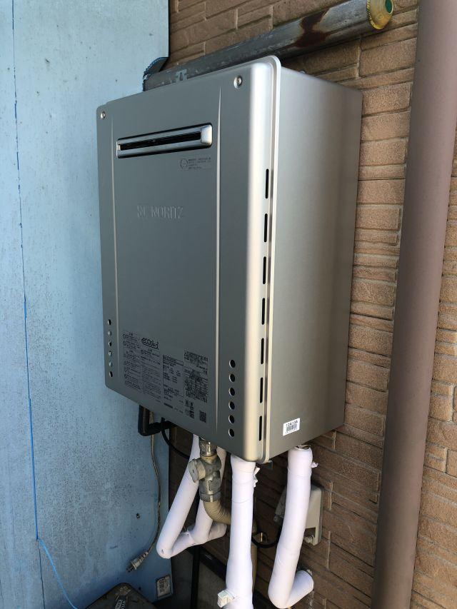 松戸市栄町-GT-C2462SAWX 給湯器交換