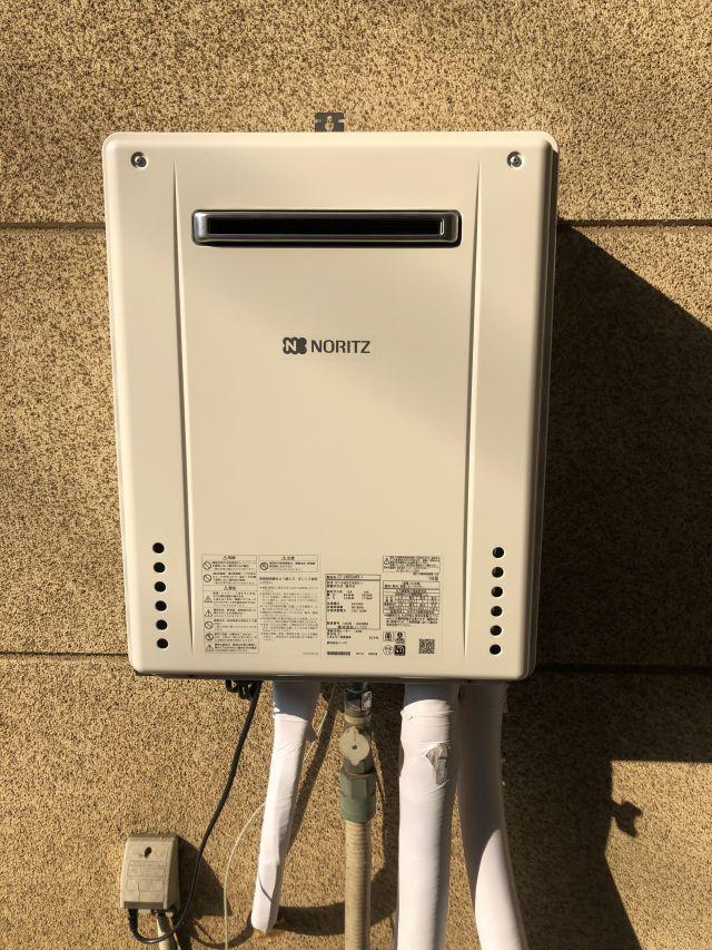 船橋市金堀町-GT-2460SAWX-1 BL 給湯器交換