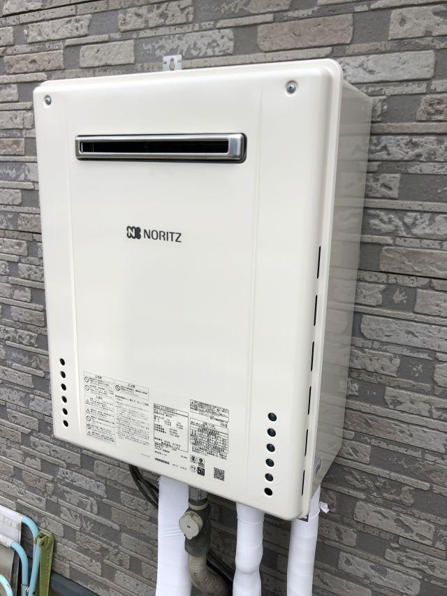 船橋市二宮-GT-2460SAWX-1 BL 給湯器交換