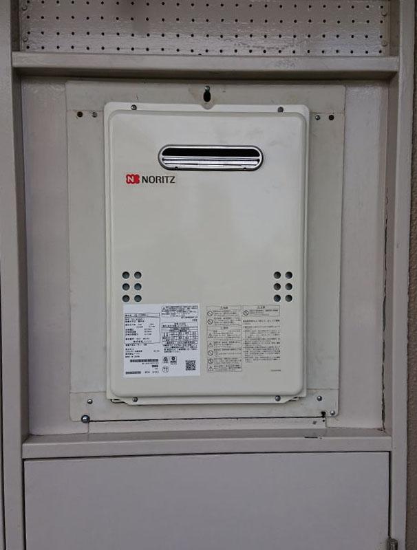 葛飾区宝町-GQ-1639WS-1 給湯器交換