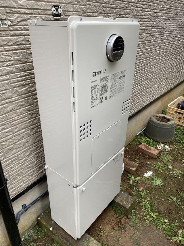 船橋市飯山満町-GTH-C2460AW3H BL 給湯器交換