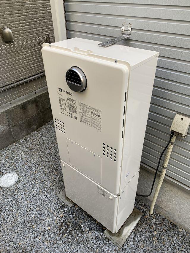 四街道市大日-GTH-C2460SAWX3H 給湯器交換