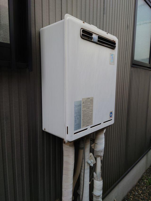 八千代市八千代台北-YRUF-V2405SAW-施工前 給湯器交換