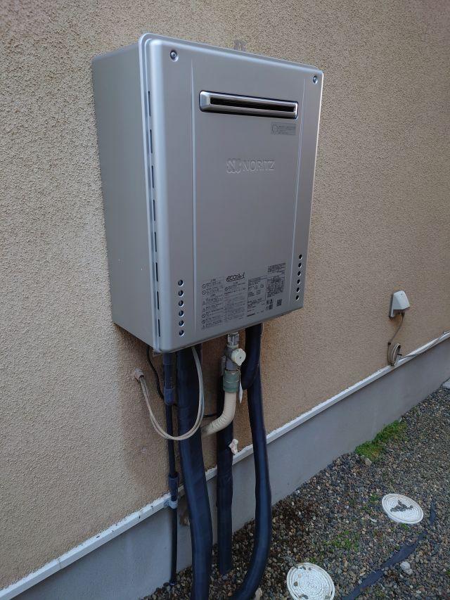 柏市布施-GT-C2462SAWX-2 BL 給湯器交換