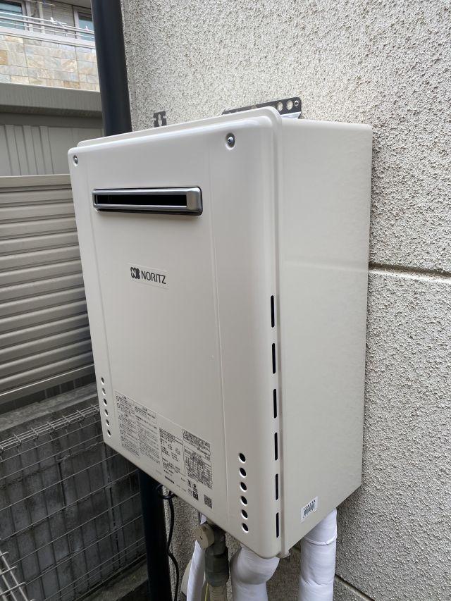 柏市北柏-GT-2460SAWX-2 BL 給湯器交換