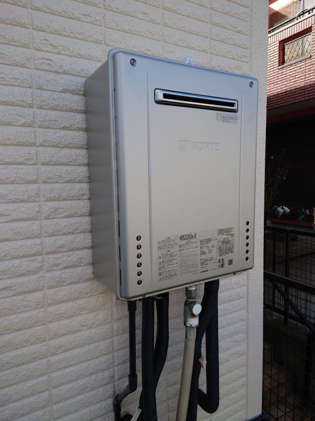 八千代市ゆりのき台-GT-C2462SAWX-2 BL 給湯器交換