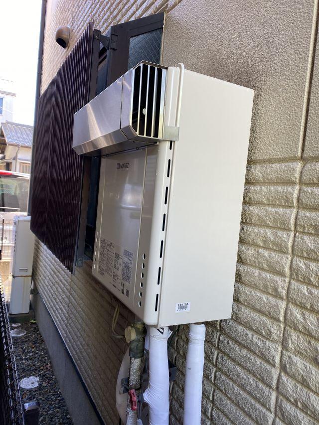 船橋市海神-GT-2060AWX-2 BL 給湯器交換