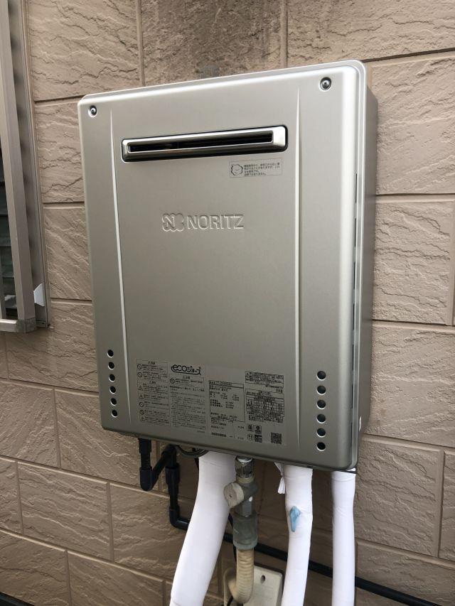 白井市根-GT-C2462SAWX-2 BL 給湯器交換