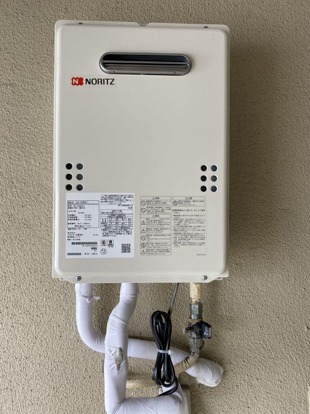 松戸市松戸-GQ-1639WS-1 給湯器交換